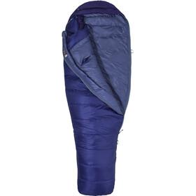 Marmot Ouray Sleeping Bag regular Women electric purple/royal grape